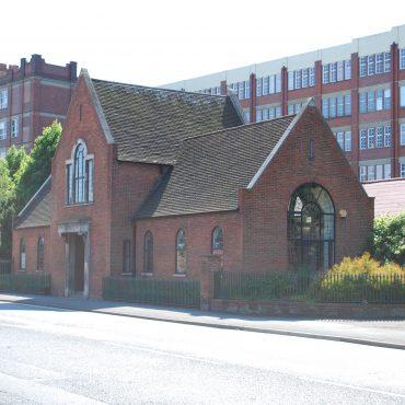 Joseph Rowntree Memorial Library