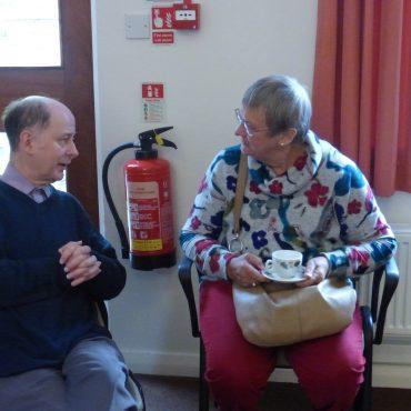 York Remembers Rowntree meeting