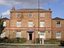 Samuel Tuke's former house, Hull Road