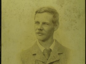 Seebohm Rowntree as a young man
