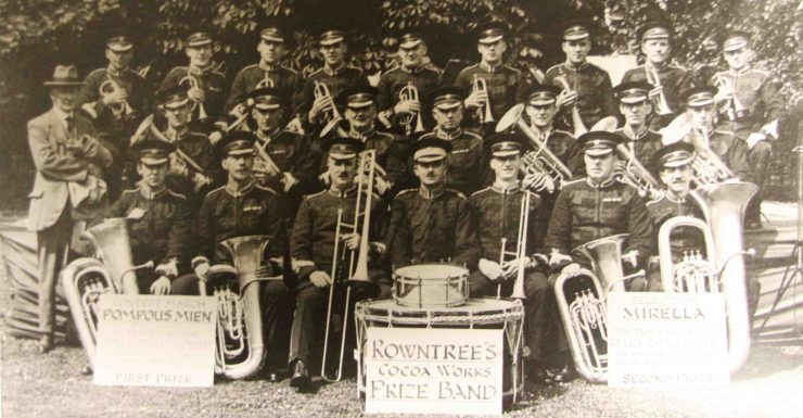 Cocoa Works Band 1936