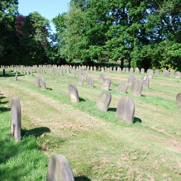 The Retreat burial ground
