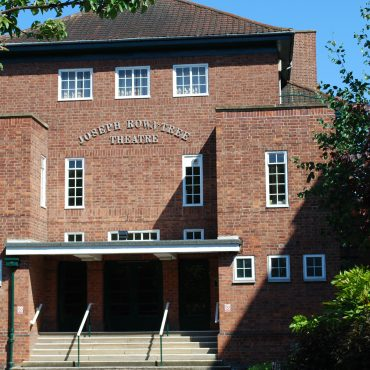 Joseph Rowntree Theatre, Haxby Road