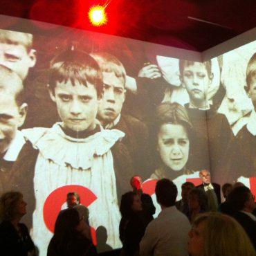 Joseph Rowntree speech 360 film