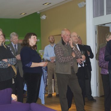 Project Launch at YHA in Clifton
