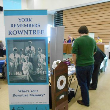 At the Yorkshire Family History Day