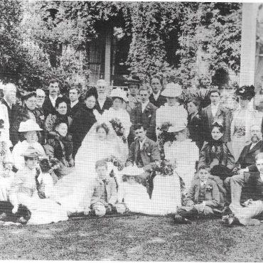 John Wilhelm Rowntree's marriage