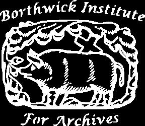 The Borthwick Institute for Archives Logo